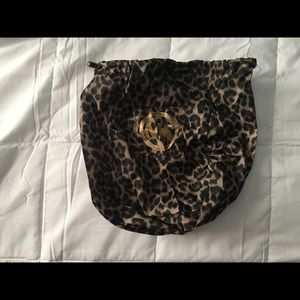 55461c0629fb MICHAEL Michael Kors Jackets & Coats - Michael Kors Leopard Puffer Jacket w/  Packable Bag